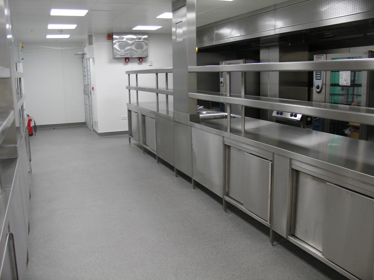 Food Preparation Areas City Epoxy Floors